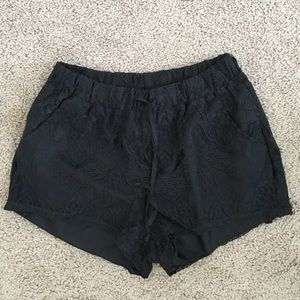Divided sz XS from H&M black shorts